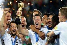آلمان فاتح جام کنفدراسیونها شد