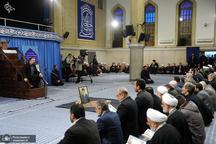 حضور حاج قاسم سلیمانی در مراسم ترحیم آیت الله هاشمی شاهرودی(ره) + عکس