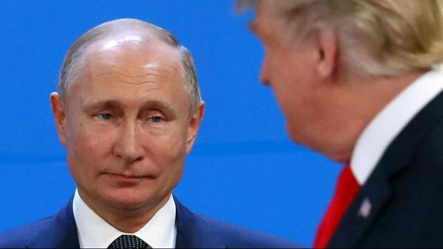 مردم اروپا به پوتین بیشتر از ترامپ اعتماد دارند