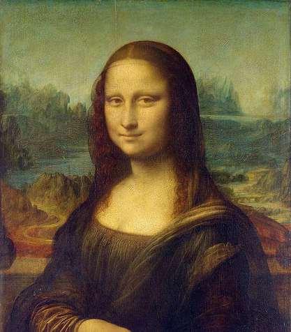راز لبخند مونا لیزا کشف شد