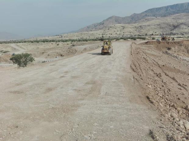 آغاز عملیات اجرایی بند خاکی کُلی قاین با اعتبار بیش از 2 میلیارد ریال