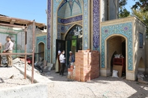 4 میلیارد ریال برای مرمت مسجد انقلاب هزینه شد