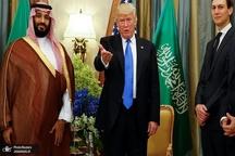 مهر سکوتی که بر لبان مخالفان روابط با عربستان در آمریکا زده می شود