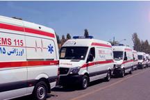 27 پایگاه اورژانس در کهگیلویه و بویراحمد ایجاد شد