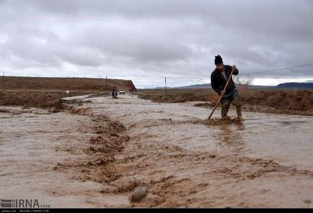 12روستای در معرض خطر سیلاب کنگاور ایمن سازی شده است