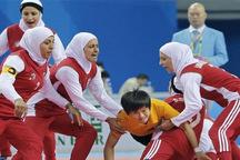 اردوی تیم ملی کبدی زنان با دو گلستانی آغاز می شود