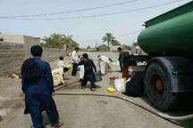 50 تیم از شرکت برق در شهرستان سیل زده ایرانشهر مستقر شدند