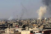 درگیری ارتش عراق با داعش در اطراف ورزشگاه موصل/ حشد شعبی: 70 درصد اهداف عملیاتی محقق شده است