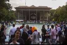 اصفهان میزبان بیش از پنج میلیون مسافر نوروزی بود
