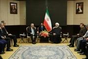 روحانی در دیدار رئیس مجلس دومای روسیه: کشورهای ثالث قادر به ایجاد خلل در مناسبات دو جانبه، منطقهای و بینالمللی ایران و روسیه نیستند