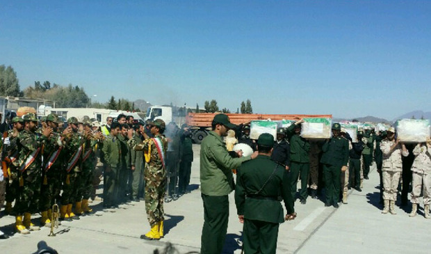7 مجروح حادثه تروریستی زاهدان به اصفهان منتقل شدند