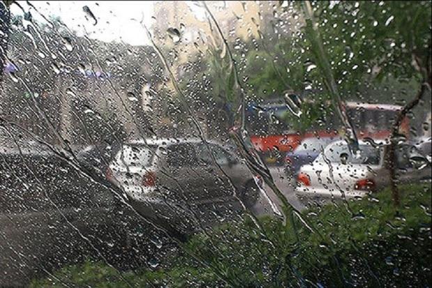212میلیمتر باران بهاره در سی سخت بارید