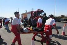 امداد رسانی به 23 مصدوم حوادث رانندگی در البرز