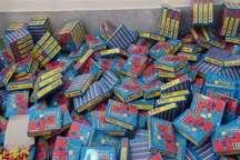 کشف مواد محترقه قاچاق از یک منزل مسکونی در آستارا