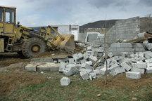 اجرای حکم قلع و قمع 14 بنای غیرمجاز در شهرستان کردکوی