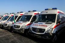 39 پایگاه اورژانس استان مرکزی آماده ارایه امداد نوروزی است