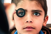 آغاز طرح سراسری پیشگیری از تنبلی چشم کودکان  پیشگیری از نابینایی در 3 سالگی