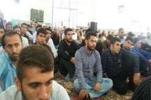 امام جمعه ملکشاهی:نماز جمعه محور وحدت و مرکز مبارزه با استکبار جهانی است