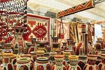 دهمین نمایشگاه سراسری صنایع دستی در مشهد گشایش یافت
