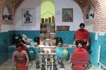 1187 اثر تاریخی در موزه مردم شناسی مهاباد نگهداری می شود