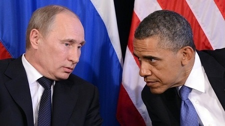 عقب نشینی ناگهانی آمریکا در برابر روسیه