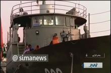 تمرین دریایی ارتش در دریای خزر آغاز شد