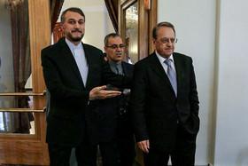 نشست سه جانبه تهران، مسکو و دمشق درباره سوریه