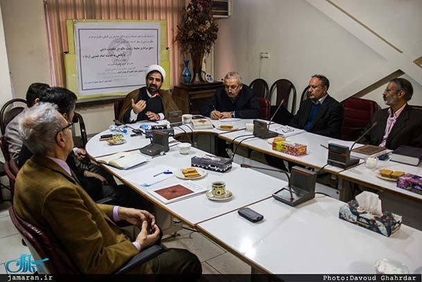 نشست حق مردم بر محیط زیست سالم در حکومت دینی با نگاهی به اندیشه امام خمینی برگزار شد