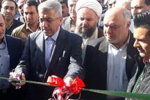 شبکه آبیاری و زهکشی سد قیقاج پلدشت افتتاح شد