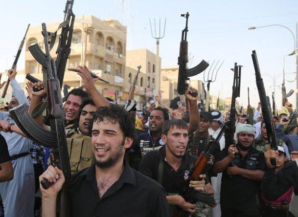 """پیروزی نخستین عملیات نیروهای مردمی عراق با رمز مقدس """"الله اکبر"""""""