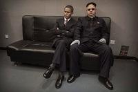 عکس/ بدل های چینی «اون» و «اوباما»
