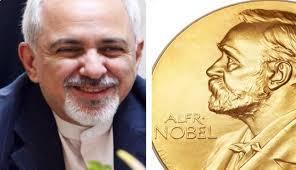 جایزه صلح نوبل به جواد ظریف مى رسد؟