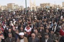 حضور معنادار مردم در عرصه های مختلف انقلاب تیر خلاصی به دسیسه های دشمنان است