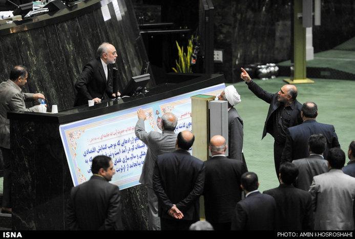 تصویب کلیات طرح برجام در مجلس شورای اسلامی