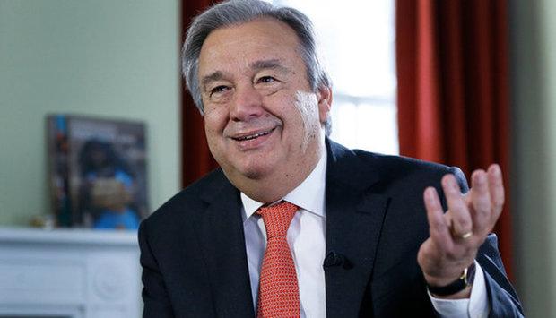 آنتونیو گوتیرس، نامزد پیشتاز دبیرکلی سازمان ملل