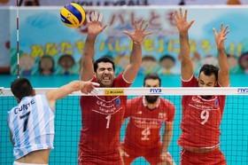 ایران 1 - 3 آرژانتین/ ولاسکو باز هم به ایران درس داد