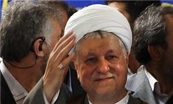 رئیس مجمع تشخیص مصلحت نظام مشهد را ترک کرد