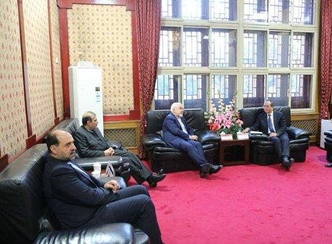 رئیس دانشگاه پکن: بهدنبال جذب دانشجویان ایرانی هستیم
