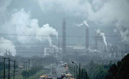 ایران هفتمین کشور آلودهکننده زمین