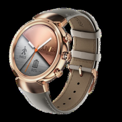 ساعت هوشمند ایسوس ZenWatch 3 رسما معرفی شد