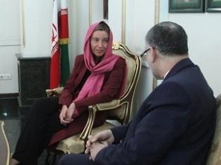 حجاب موگرینی در تهران / عکس