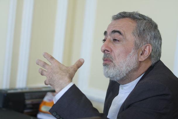 حسین شیخالاسلام: امام دیپلمات بسیار زبدهای بود