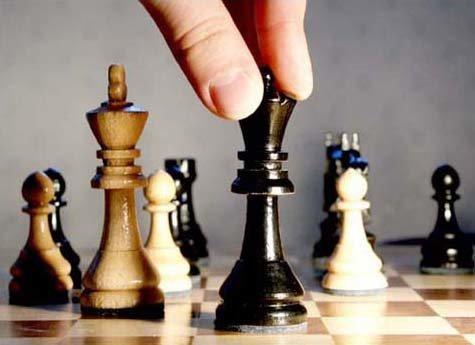 تجلیل از قهرمانان شطرنج در غیاب سجادی