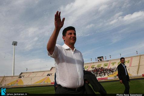 گزارش تصویری اختصاصی جی پلاس/ دیدار فولاد خوزستان و استقلال تهران