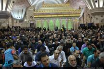 گزارش تصویری/ مراسم احیای شب بیست و سوم ماه رمضان در حرم مطهر امام خمینی (س)-1