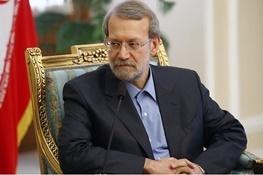 لاریجانی: آمریکا در حال بازی با مهره داعش است