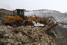 180 هزار متر مربع از اراضی دولتی در محدوده شهرهای کردستان رفع تصرف شد