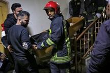 انفجار مواد محترقه جان جوان مشهدی را گرفت