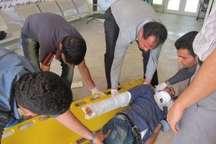 آموزش کمکهای اولیه فوریت های پزشکی اصفهان 70 درصد افزایش یافت