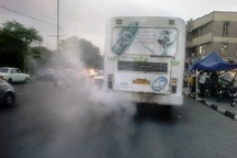 90درصد اتوبوسهای شهری سبزوار فرسوده است